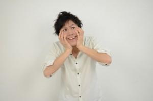 びっくり(男性)